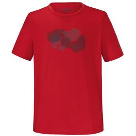 Schöffel Barcelona T-Shirt Men neon red